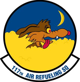 Flying High with the 117th Air Refueling Wing