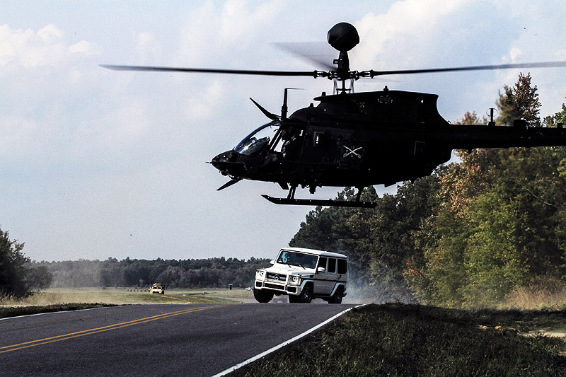 "Army Aviation Episode of History Channel's ""Top Gear"" Airs Feb. 5"