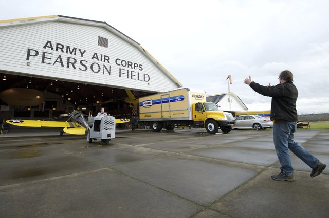 Washington State Aviation Museum Packs Up Exhibits