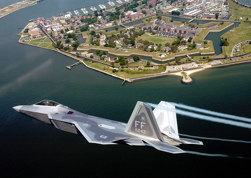 Langley Air Show Cancelled, Oceana Under Threat