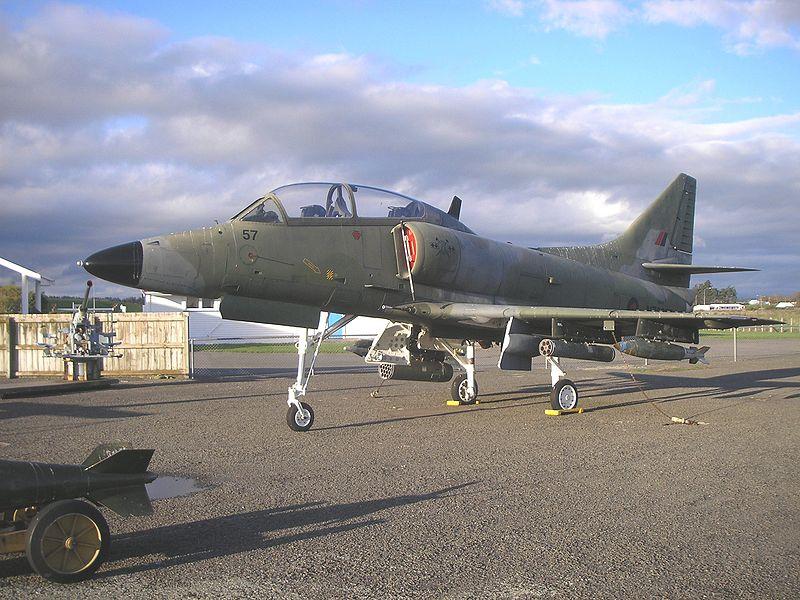 Skyhawks Head to U.S. for Formation Flights
