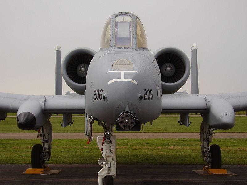 A-10 Makes Emergency Landing in Utah