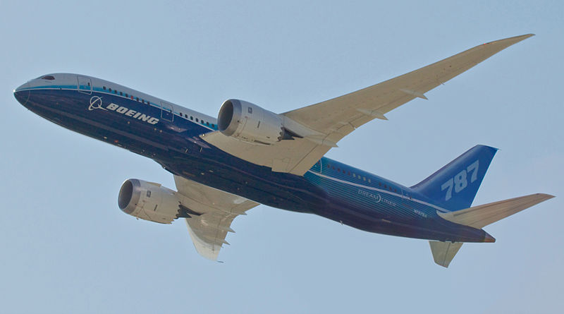 Boeing Completes 'Uneventful' 787 Test Flight