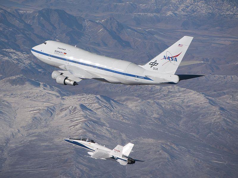 Onboard NASA's Flying Observatory - Flight Journal