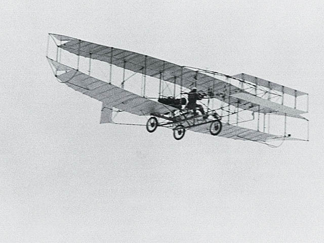 Silver Dart Plans Taking Flight for Canadian Museum