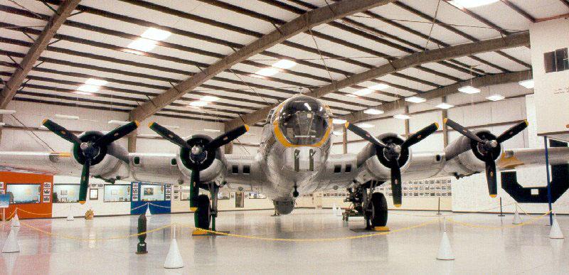 Bomb Group that Fought Nazis Renovates Museum