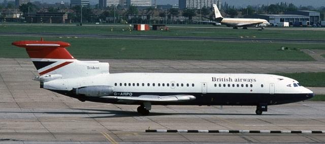Donation Moves Trident Passenger Jet Resto Along