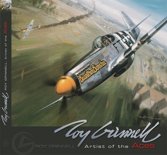 Book Review: Roy Grinnell, Artist of the Aces