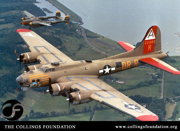 Collings Foundation Sets Date for Bomber Camp 2013