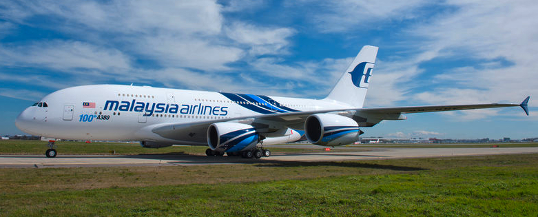 Airbus Delivers 100th A380