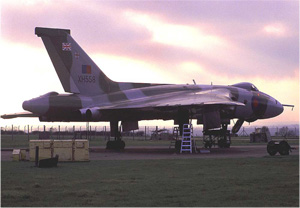 Rock Band to Back Avro Vulcan Restoration
