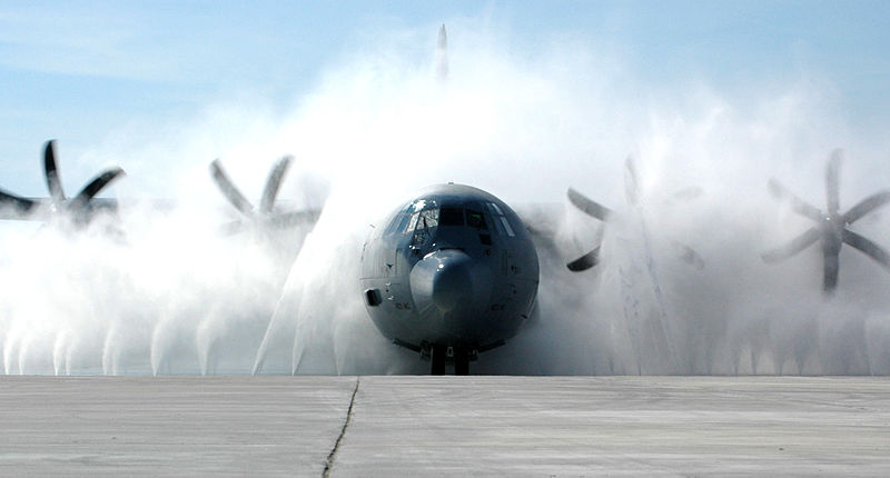 Dyess AFB Receives New C-130J Super Hercules