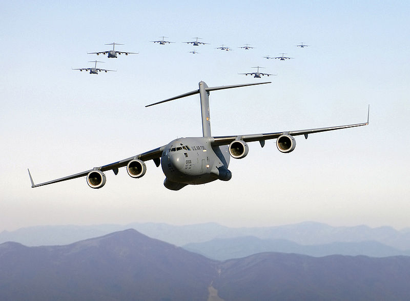 Washington-State Air Base Receives Its Last C-17