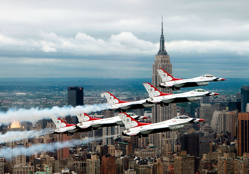 Support High as Elite Squadrons Fly Last Shows for 2013