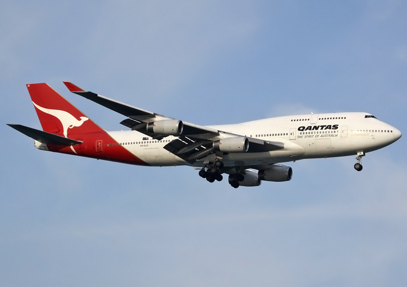 The Plot to Take Three Qantas 747 to Iran