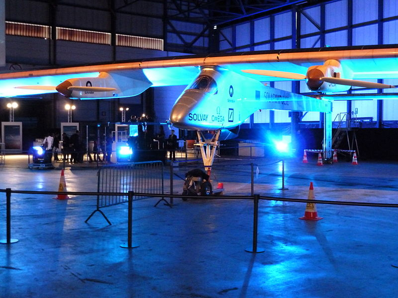 Solar Impulse Team to Announce U.S. Tour Stops