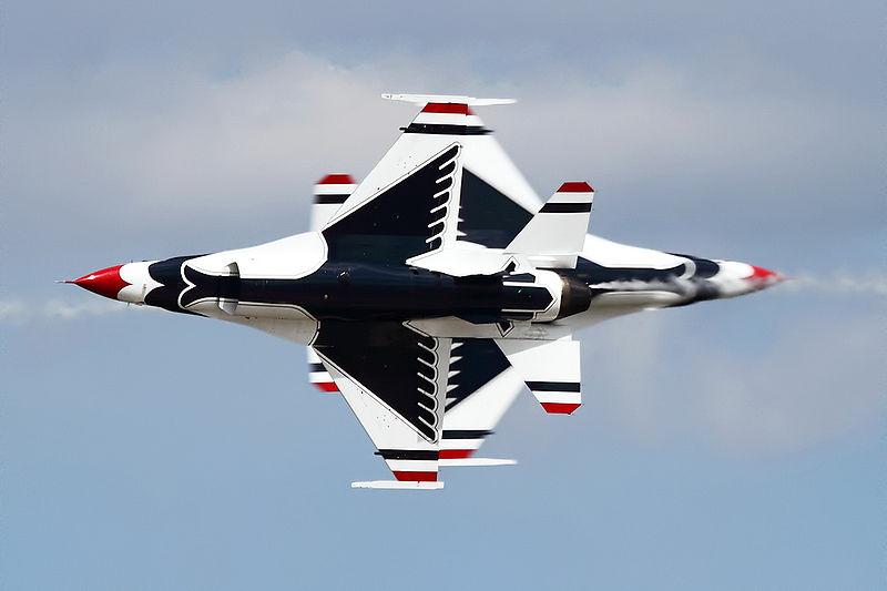 Florida Air Show a Swan Song for Thunderbirds