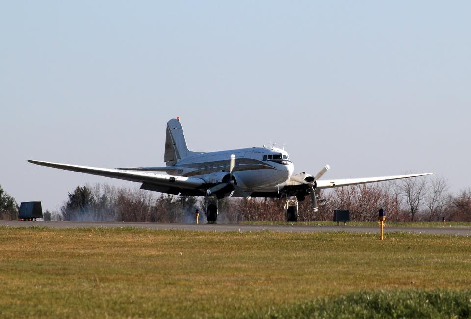Air Heritage to Hold C-47 Debut Next Month