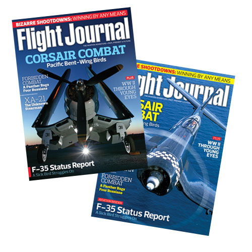 Help us choose the cover for the next issue of Flight Journal