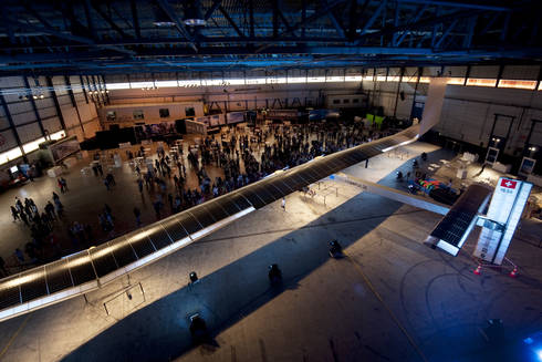 Solar Impulse Makes Final Test Flight Above San Francisco