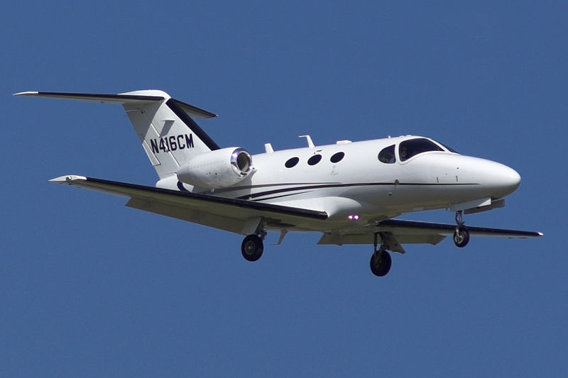 Cessna Halts Production of Entry-Level Bizjets