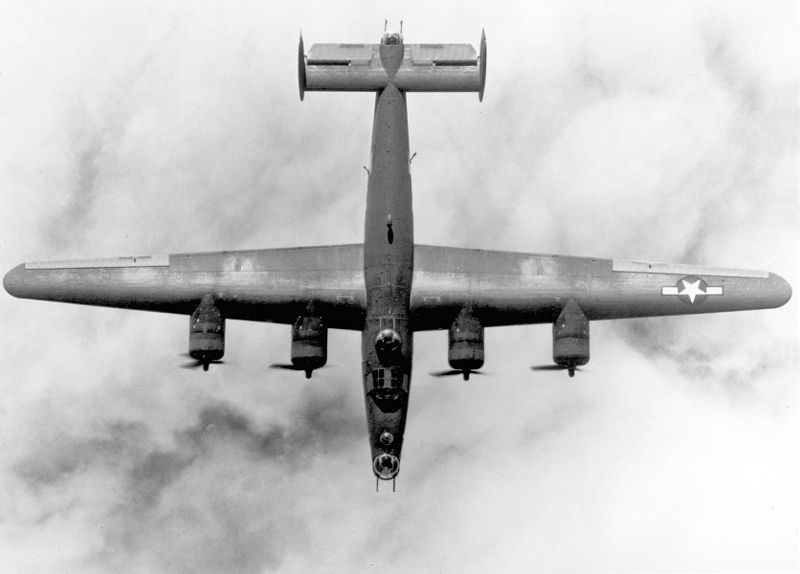 For WWII Bomber Pilot, Survival was 'Witchcraft'