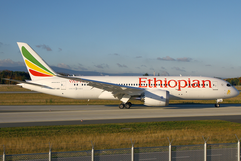 Ethiopian Airlines First to Resume 787 Flights