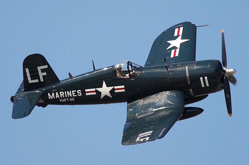 Missouri Man Recalls Flying for 'Pappy' Boyington