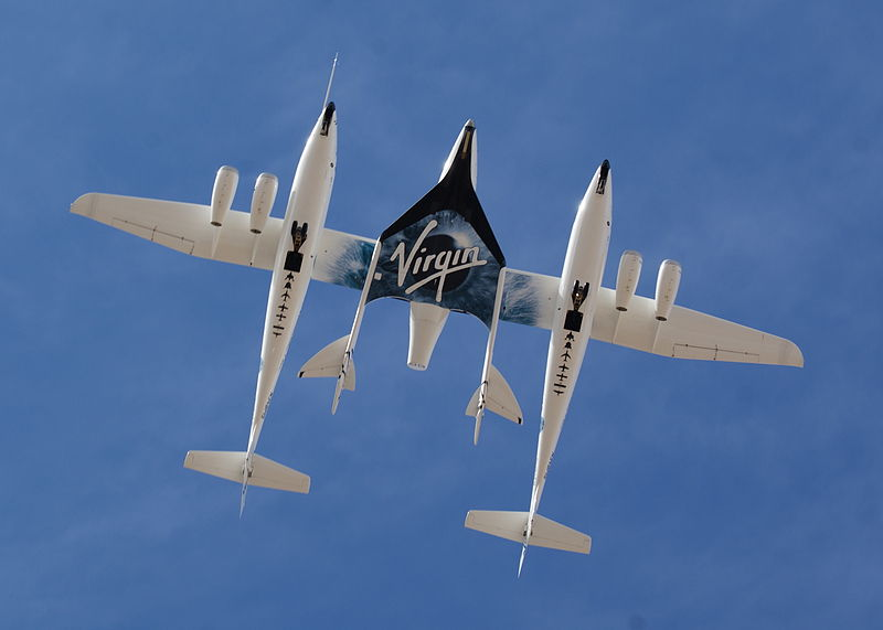 SpaceShipTwo: Powered Launch Soon?