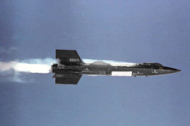 X-15 Rocket Plane, Crew Had the Right Stuff