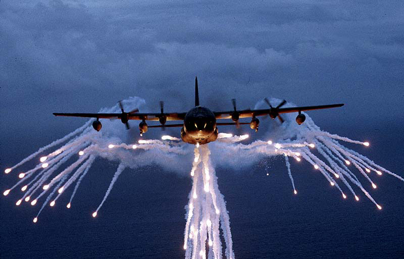 USAF Combat Talons Fly for Last Time