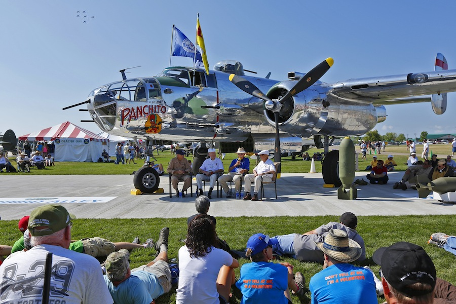 Five Historic B-25s to Visit Emerald Coast