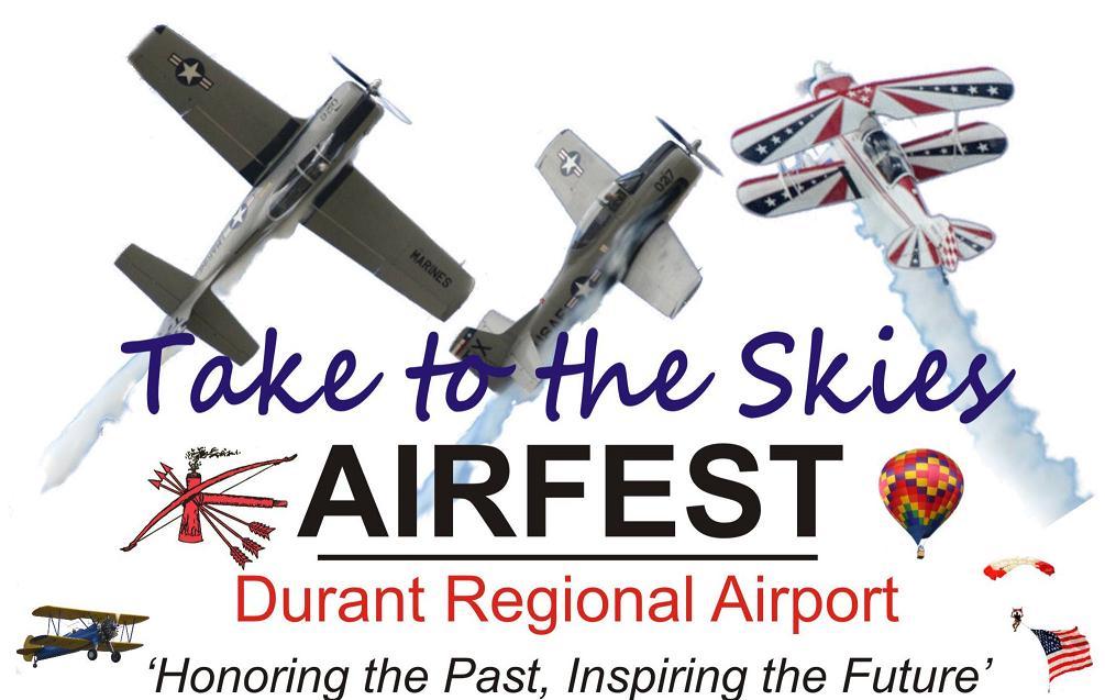Take to the Skies Airfest Kicks Off Oklahoma Air Show Season