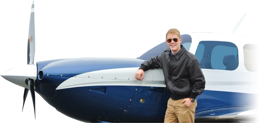 California Pilot Aims to Set World Record Flight