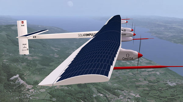 Solar Impulse to Begin U.S. Journey