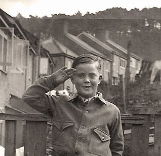 WWII Through the Eyes of a Youth