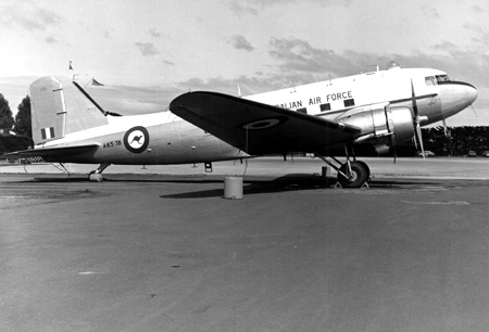 Historic Flying Workhorse Takes to Aussie Skies