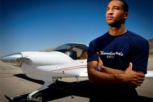 Thunderbirds Crew Chief Takes to New Heights