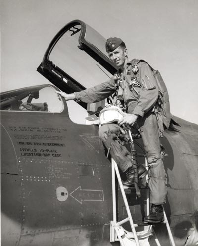 California Pilot Had Long, Eventful Military Career