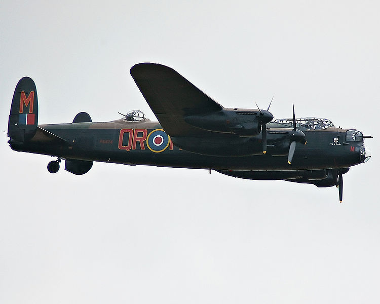 The Lancaster Bomber: That Magnificent Flying Machine