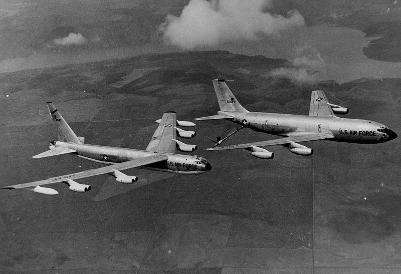 USAF Living Legend Tanker Pilot Recalls Missions