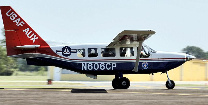 CAP Wings Complete Post-Tornado Missions