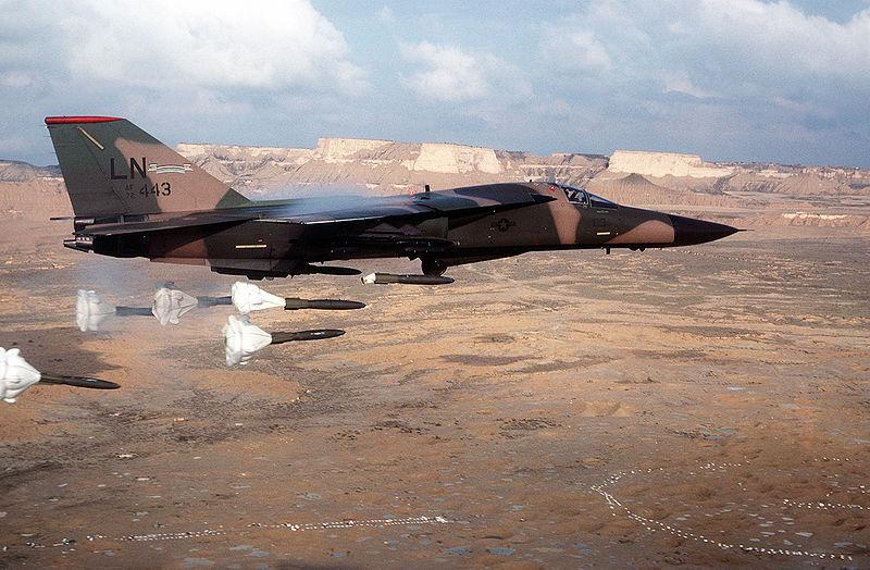 Restored F-111 Libyan Raid Veteran to be Unveiled in June