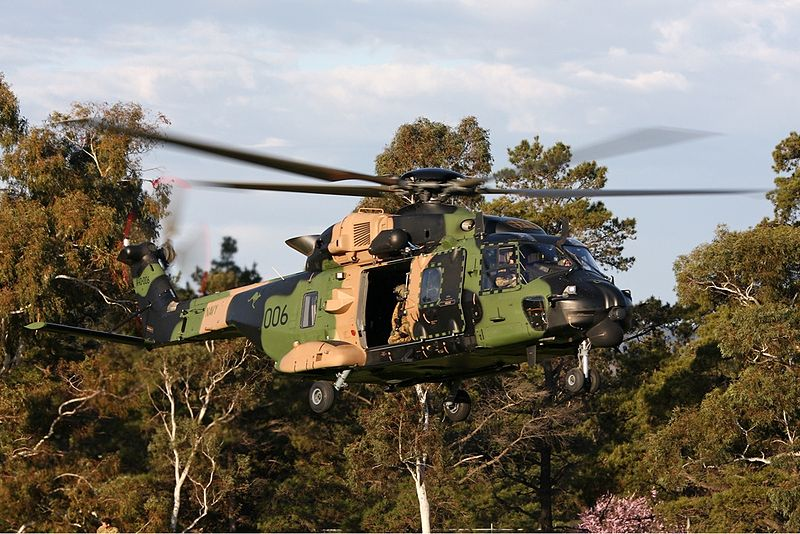 How to Get a Free Helicopter: Lessons from Australia