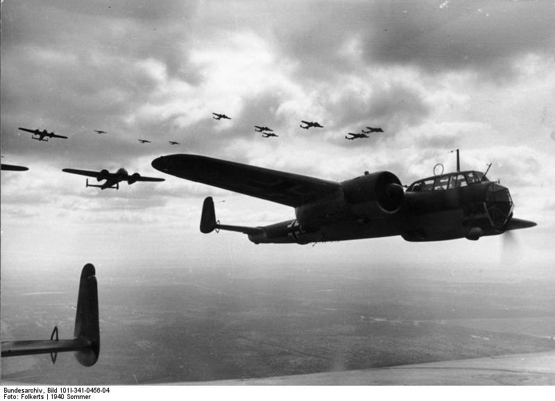 RAF Museum Set to Raise German Bomber from English Channel
