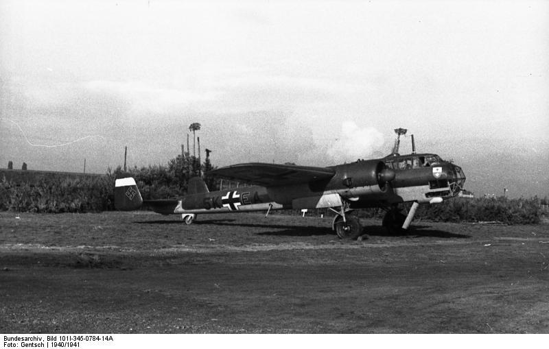 RAF Museum to Raise German World War II Bomber