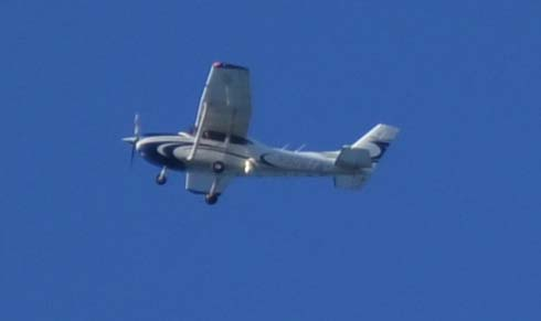 Massachusetts Mystery Plane Not a Drone