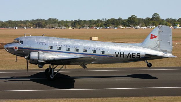 Aviation History Returns to Australian Town
