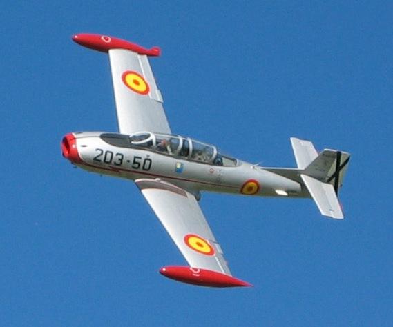 Aircraft Crashes in Fireball at Spanish Air Show