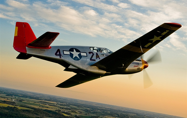 Florida Museum Monument to Honor Tuskegee Airmen